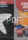 programme jeunesse automne 2017
